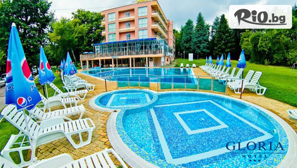 Хотел Глория 3*, Константин и Елена #1