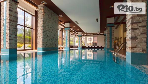 СПА И Ски почивка в Банско през Януари! 2, 3, 5 или 7 нощувки със закуски в сграда Пирин Хаус LUX + СПА и вътрешен басейн, от Терра комплекс 4*