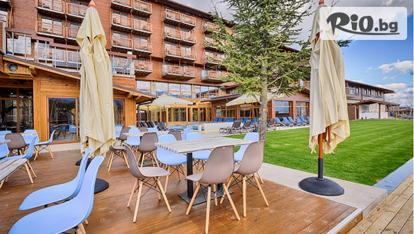 Почивка за двама в Банско! 5 нощувки със закуски и вечери + СПА и минерални басейни, от СПА хотел Катарино