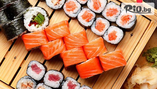 Суши сет с 24 хапки #1