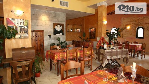 Зимна почивка в Сандански! 1 или 3 нощувки със закуски, от Хотел Колозео 3*