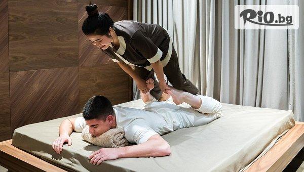 90-минутен Тайландски масаж на цяло тяло, от Козметично студио Gallen