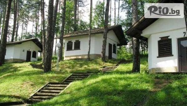 Делнична почивка в Трявна! Нощувка в еднофамилна къщичка със закуска, от Хотел Бръшлян