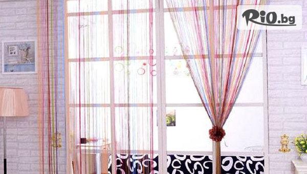 Декоративно перде на ресни за интериора в дома, от Svito Shop