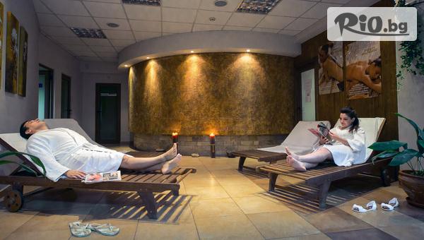 СПА почивка в Девин до края на Юни! Нощувка със закуска + вътрешен басейн, сауна и термален басейн с Кнайп, от Спа Хотел Девин 4*