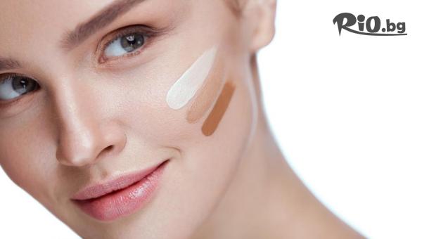 BB Glow тeрапия за изравняване на тена на лицето и дълбока хидратация, от Студио за красота Diamond House