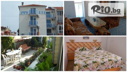 През Септември на море в Равда! Нощувка в Къща за гости Сияние на 350 метра от плажа