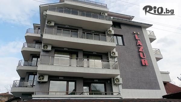 Хотел Лазур, Китен #1