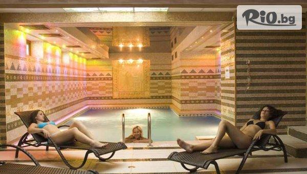 СПА почивка в Златни пясъци до края на Февруари! Нощувка или нощувка със закуска + басейн и СПА, от Хотел Бона Вита