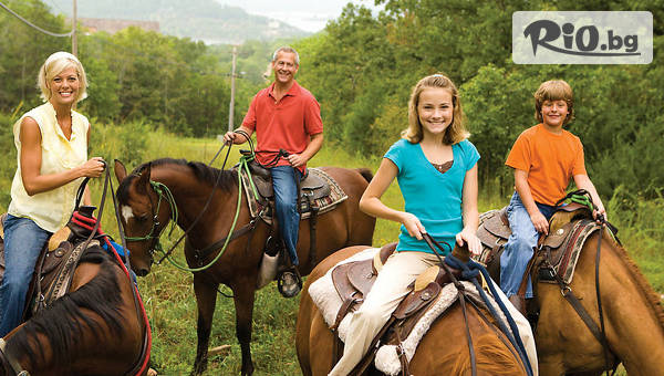 Урок по конна езда