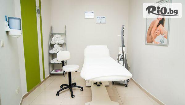 Мезотерапия с хиалуронова киселина за очи или цяло лице + бонус: медицинско почистване диамантено микродермабразио, от Jewel Skin Clinic