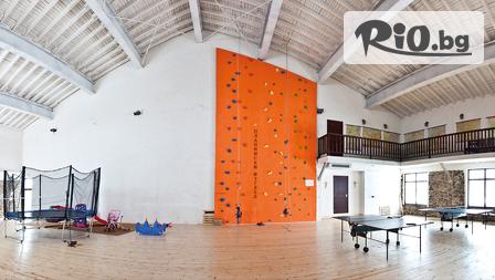 СПА почивка в Родопите! Нощувка със закуска + ползване на SPA и спортна зала на цена от 25лв, от Уелнес къща Планински изглед 4*