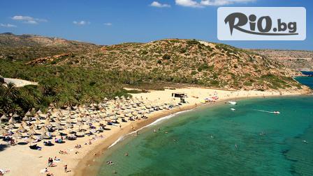 На море през Юни и Юли на о.Крит със собствен транспорт! 5 нощувки на база All Inclusive в хотел Amnissos Residence 3*, от Теско груп