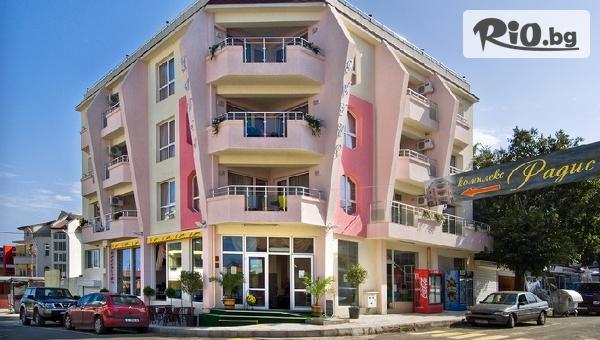 Септември, Хотел Радис #1