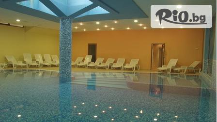 Почивка на Златни пясъци! Нощувка на база All Inclusive + басейни и транспорт до плажа, от Хотел Еделвайс 4*