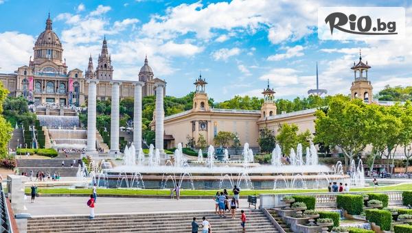Екскурзия до Барселона с Перлите на Средиземноморието - Хърватия, Италия, Франция, Испания, Монако, Словения! 9 нощувки, закуски и 3 вечери + автобусен транспорт, от ABV Travels