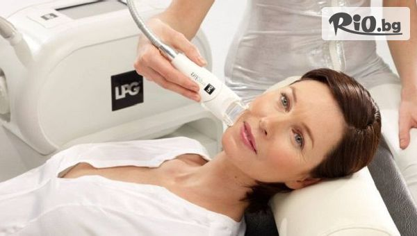 Една LPG процедура на лице, деколте и цяло тяло + хидратираща маска с 50% отстъпка, от Solo M