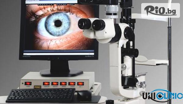 Преглед на ретинен томограф