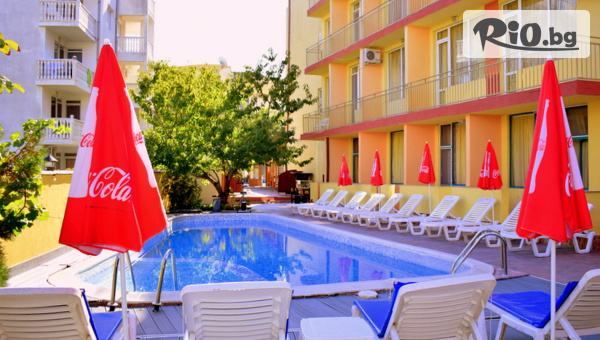 Хотел Риор 3*, Слънчев бряг