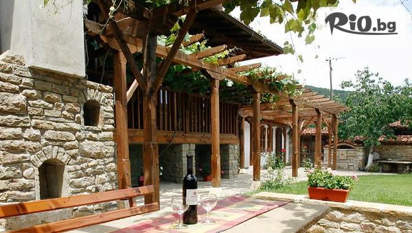 Къщата с Лозницата, Жеравна #1