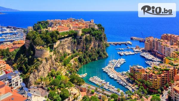 Франция, Италия и Монако #1