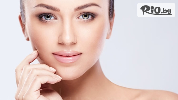 """Терапия за лице с ултразвук + ампула с продукт на """"БАБОР"""" с 50% отстъпка, от Крисия СПА"""