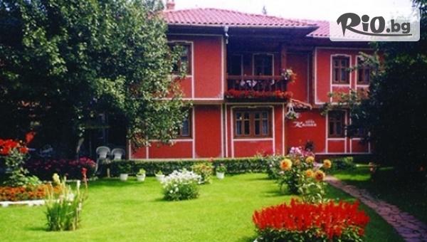 Семеен хотел Калина 3* #1