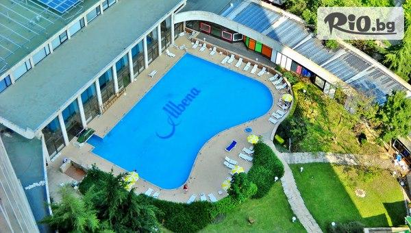 Албена, Хотел Добруджа 3* #1