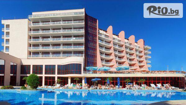 Великден в Златни пясъци! Ultra All Inclusive нощувка с Празничен обяд + сауна и вътрешен басейн + дете до 12г. безплатно, от Хотел Apollo SPA Resort