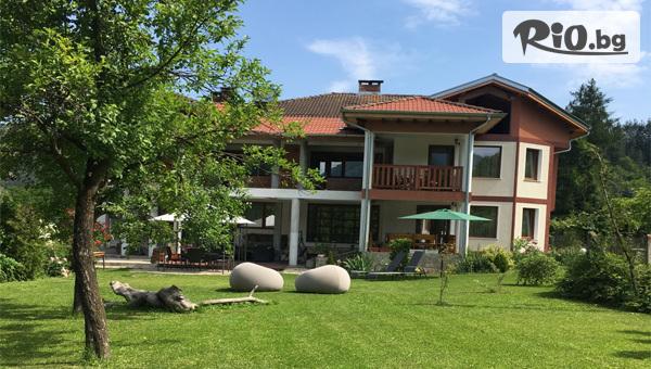 Почивка край Троян! Нощувка в самостоятелна къща за до 16 човека, от Къща за гости Почивка, Черни Осъм