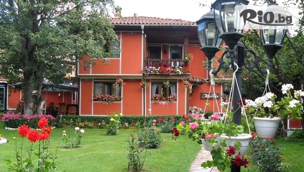 Изгодна почивка в полите на Средна гора! Нощувка със закуска, от Семеен хотел Калина 3*, Копривщица