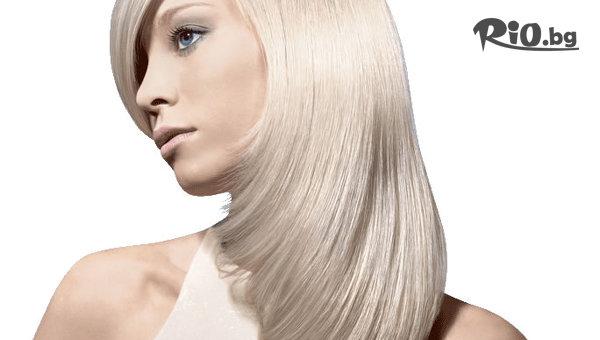 Терапия за коса - измиване, ампула, маска и прав сешоар, от BEAUTY SALON DESISLAVA