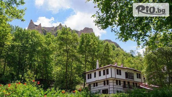 Хотел Речен Рай, Мелник #1