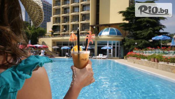 Last Minute почивка на 200 метра от плажа в Златни пясъци! All Inclusive нощувка + басейни и СПА, от Хотел Шипка 4*