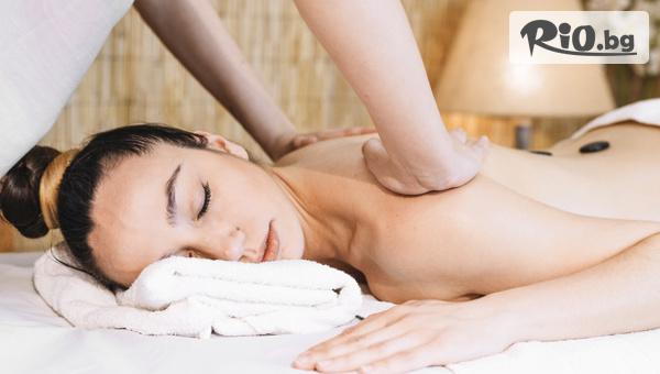 30-минутен Спортен масаж на гръб, от Масажно студио Кинези Плюс