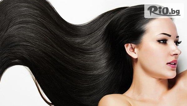 Терапия за коса - измиване, ампула, маска и прав сешоар с 50% отстъпка, от BEAUTY SALON DESISLAVA