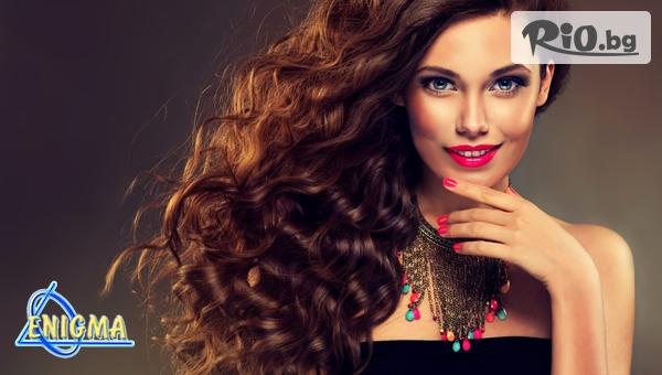 Лифтинг за коса + ламиниране