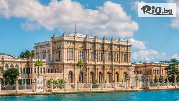 Уикенд екскурзия до Истанбул! 2 нощувки със закуски в Хотел Ватан Азур 4*, автобусен транспорт, екскурзовод и посещения на Одрин и Църквата