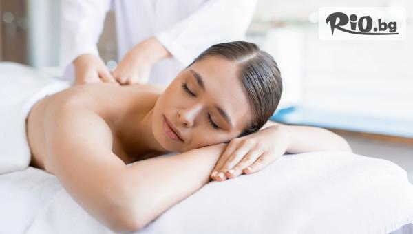 30-минутен Дълбоктъканен масаж на гръб, от Alga Beauty andamp;Spa