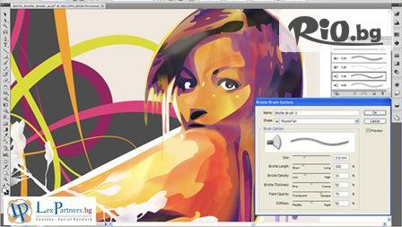 Online курс за работа с Adobe Illustrator + неограничен достъп до платформата, от Lex Partners