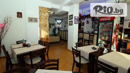 Ски почивка в Банско! Нощувка със закуска и вечеря + ползване на сауна, от Хотел Рискьов