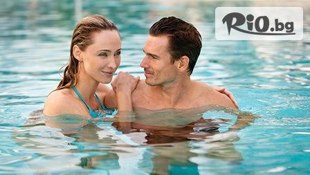 Зимен СПА пакет с ползване на сауна, парна баня, басейн, приключенски душ само за 12.90лв, от Спа център Двата...