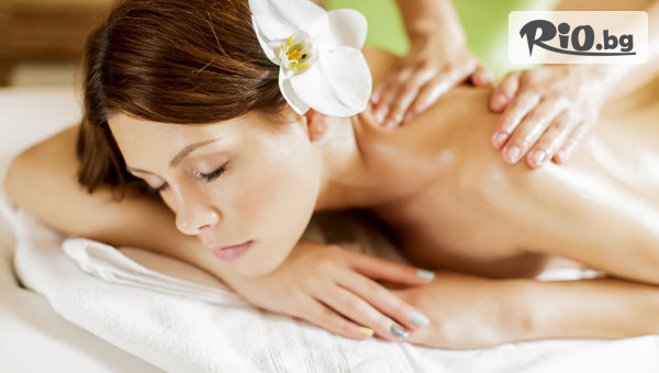 60-минутен релаксиращ масаж на цяло тяло с 55% отстъпка, от Масажно студио Кинези Плюс