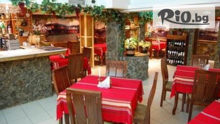 Зимна релакс почивка в Трявна само 17.50лв! Нощувка, закуска, обяд, вечеря /по избор/, от Хотел Извора***