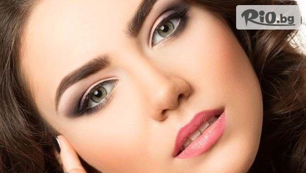 Ламиниране и подхранване на вежди + Henna Brows, по желание с 50% отстъпка, от NS Beauty Center