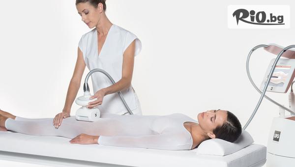 Една LPG процедура на крака или на цяло тяло с Body health BHS 202, от Solo M