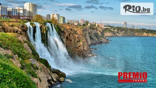 Ликийско крайбрежие и Анталия #1