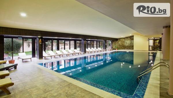 Почивка в Банско през Ноември! Нощувка на база All Inclusive + басейн и релакс зона, от Хотел Каза Карина 4*
