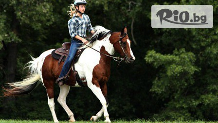 Конна езда с инструктор
