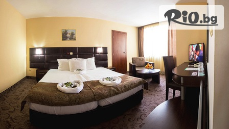 Делнична почивка във Велинград до края на Септември! 5 нощувки със закуски и вечери + СПА, безплатен лекарски преглед и балнео процедури, от Хотел Здравец Wellness &Spa 4*